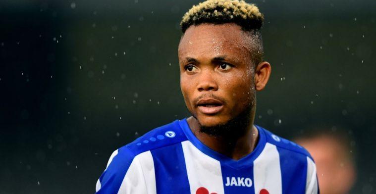 'Ejuke verlaat Heerenveen en wordt op twee na duurste uitgaande transfer ooit'