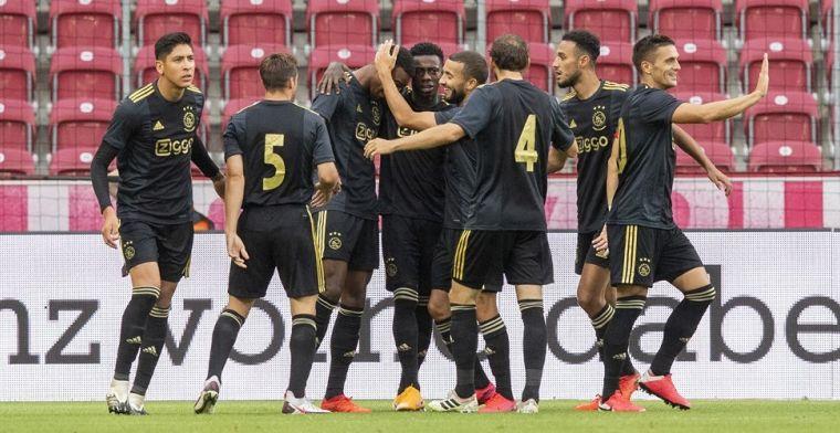 'Vier winnaars en twee verliezers' bij Ajax: 'Solliciteert naar een basisplek'