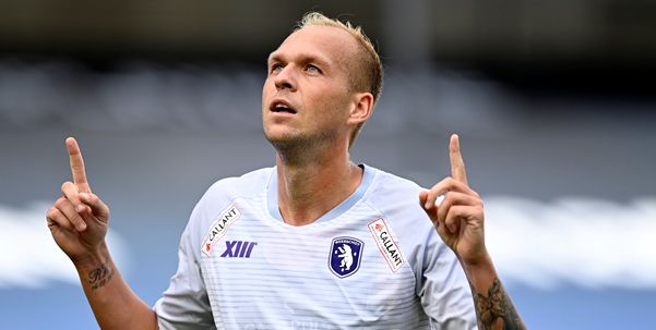 Holzhauser is kwelduivel van dienst voor Club Brugge: Een geweldig gevoel