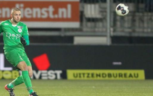 Afbeelding: Update: Jarige Kortsmit tekent tweejarig contract in Keuken Kampioen Divisie