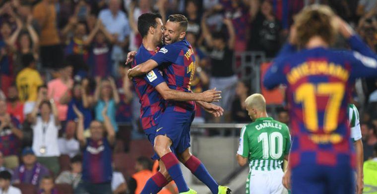 AS: Barça-iconen Busquets en Alba staan voor cruciaal voorseizoen onder Koeman