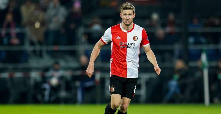 'Emmen wil stunten en benadert voormalig Feyenoord-verdediger Van der Heijden'