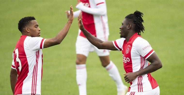 Ajax Zet Holstein Kiel Makkelijk Aan De Kant En Scoort Vijf Keer Voetbalprimeur Nl