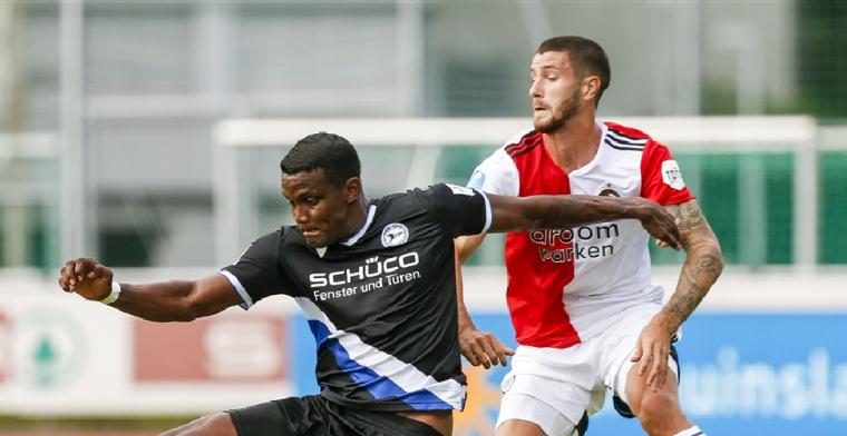 Vermoeid Feyenoord maakt geen indruk tegen Arminia Bielefeld