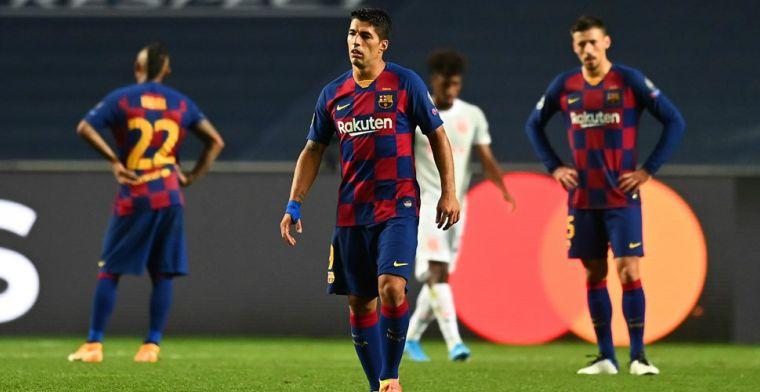 The Independent: Beckham wil grootverdiener Suárez opvangen na Barcelona-vertrek