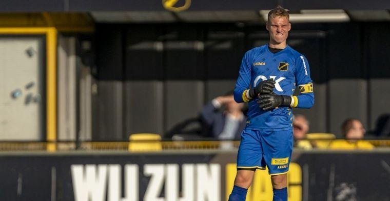 Officieel: NAC Breda raakt groot talent Verbruggen per direct kwijt