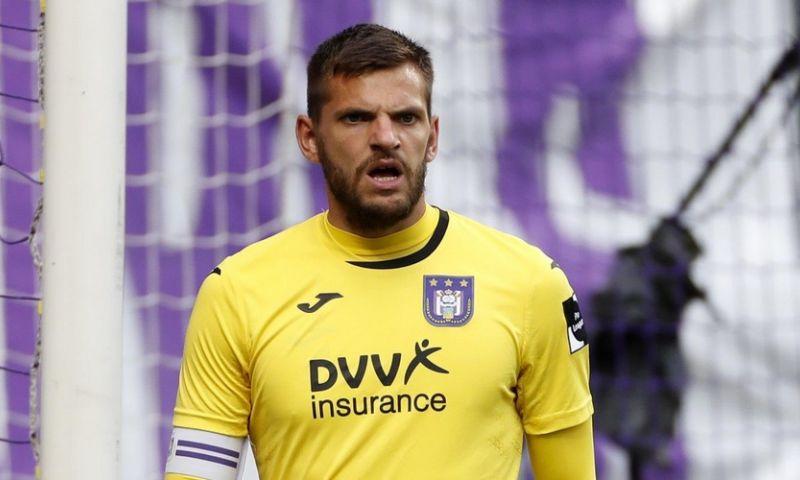 Afbeelding: 'Anderlecht sluit vertrek Van Crombrugge niet uit, maar verlangt flinke som'