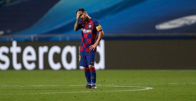Opvallend gerucht van Diario Sport: 100 miljoen en drie City-spelers voor Messi
