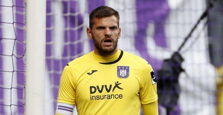 'Anderlecht sluit vertrek Van Crombrugge niet uit, maar verlangt flinke som'