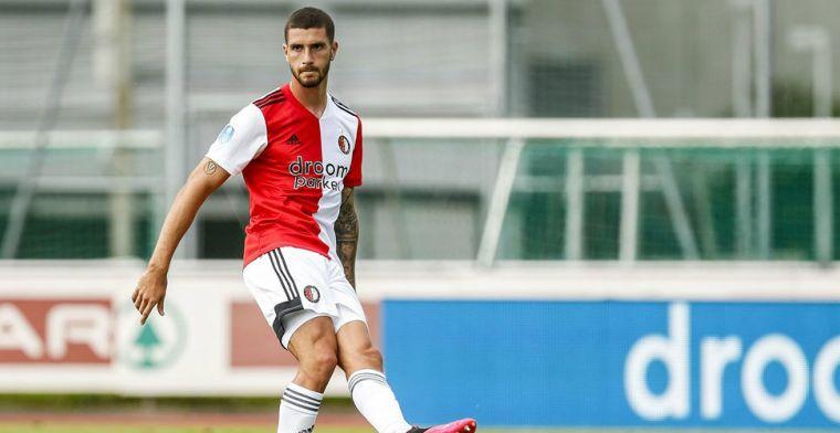 'Feyenoord dreigt Senesi kwijt te raken, Argentijn kan Champions League in'
