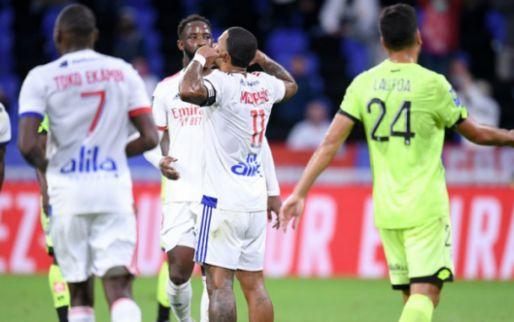 Afbeelding: Lyon en Memphis vliegen week na Champions League-exit uit de startblokken