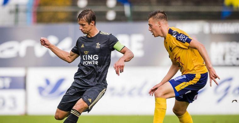 Oud-Heverlee Leuven pakt eerste overwinning na twee doelpunten van Mercier