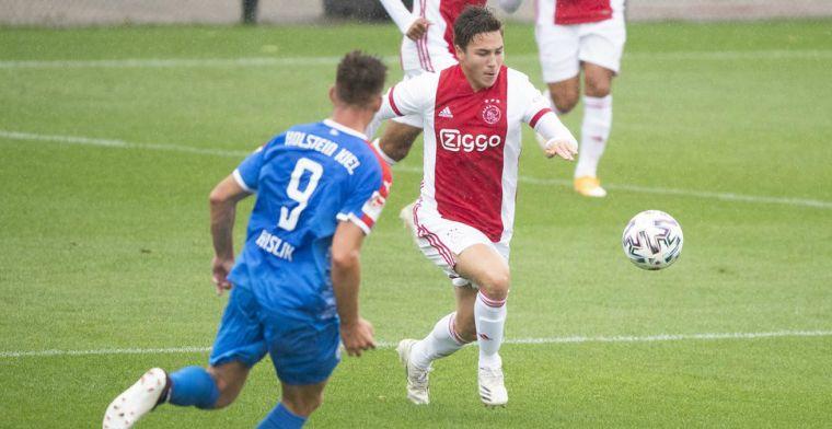 Eiting na dertien jaar Ajax op weg naar de uitgang: Eigenlijk geen toekomst meer