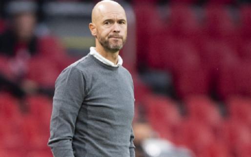 Afbeelding: Neres maakt basisrentree bij Ajax, Ten Hag verrast met Magallán