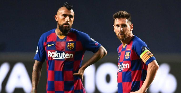 'Volgende wending in Messi-soap: transferclausule van 700 miljoen verlopen'