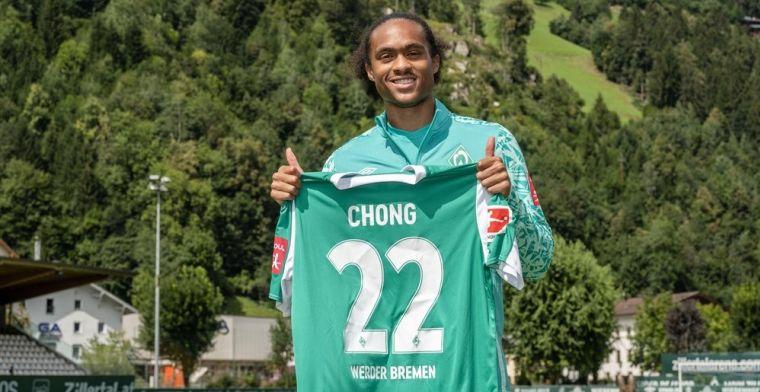 Werder is het eens met Feyenoord: 'Besloten dat Chong niet zal meereizen'