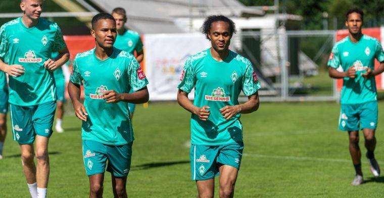 Werder Bremen wil Chong niet afstaan aan KNVB: Hij kan opgeëist worden