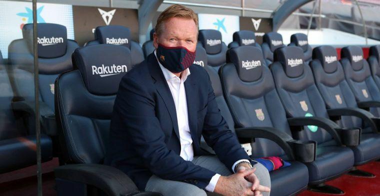 Barça maakt technische staf Koeman bekend: veel nieuwe invloeden in Camp Nou