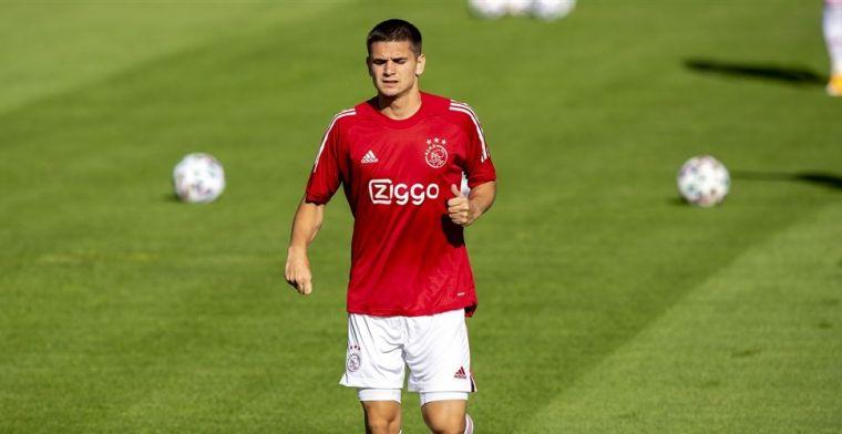 Marin over Ajax-tijd: 'Kans gehad met belangrijke voetballers te trainen'