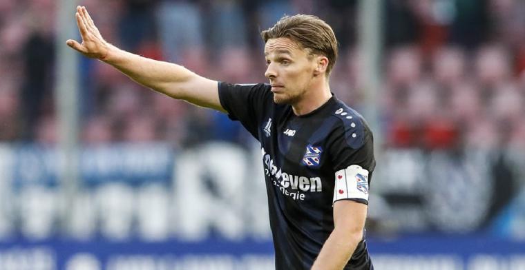 Rienstra keert definitief terug in Eredivisie: 'Het was er een van de lange adem'