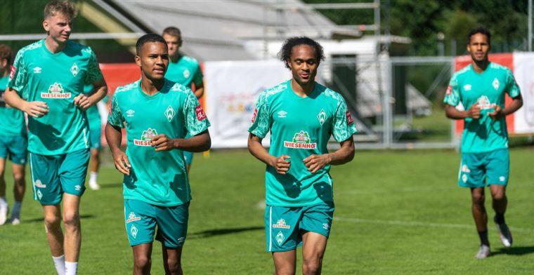 KNVB verbaasd na Werder-update: 'Beide partijen zijn nog in gesprek'