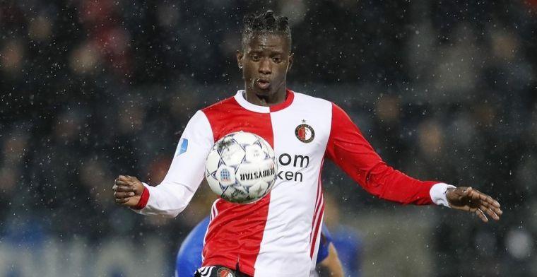 Arnesen werkt aan terugkeer van verdediger: 'We willen hem bij Feyenoord hebben'