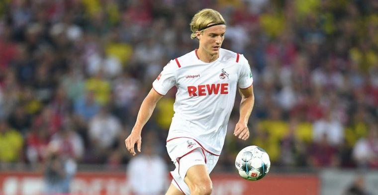 Bornauw denkt niet aan vertrek: Hij voelt zich goed bij 1. FC Köln