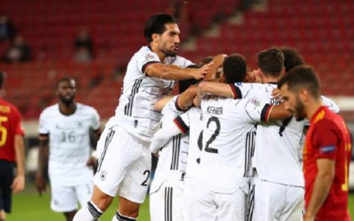 Afbeelding: Duitsland - Spanje duurt één minuut te lang voor Die Mannschaft
