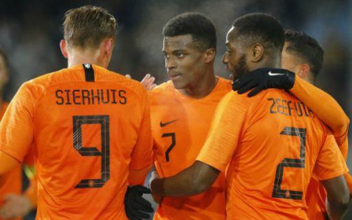 Afbeelding: 'Niet alleen Chong, ook Hertha-drietal niet met Jong Oranje naar Wit-Rusland'