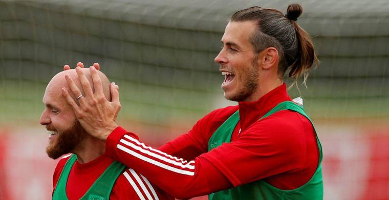 Bale sneert naar Real: 'Leuk terug te zijn op een plek waar je gewaardeerd wordt'