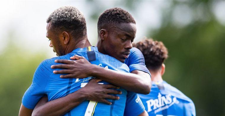 Musaba verlaat Vitesse: contract voor twee jaar in Eredivisie en verhuur