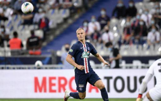 Afbeelding: VI: PSG behoudt vertrouwen in Bakker (20) en steekt stokje voor Celtic-transfer