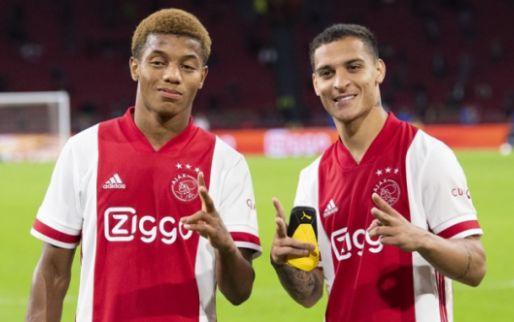 Afbeelding: Laatste oefenwedstrijd voor Ajax: Ten Hag posteert Braziliaans duo op de vleugel