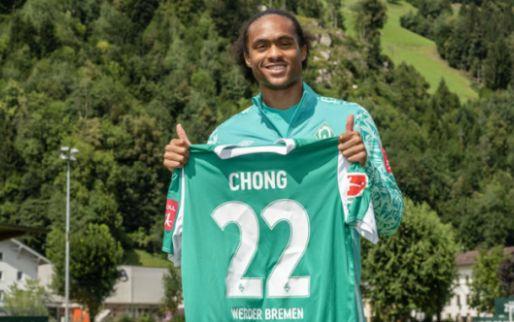 Afbeelding: Werder Bremen komt met bevestiging: Chong tóch niet naar Jong Oranje