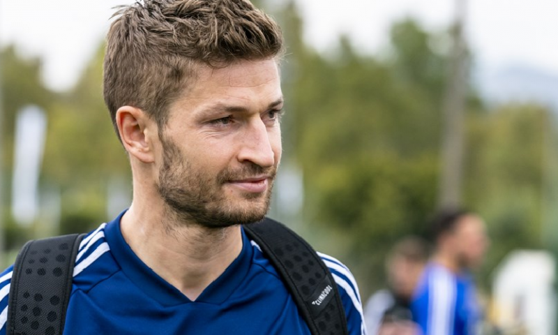 Afbeelding: Nieuwe club Van der Heijden lijkt bekend na Instagram-post van voorzitter