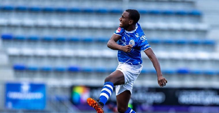 Kraay jr. tipt Felida bij dertien Eredivisie-clubs: Zó'n goede voetballer