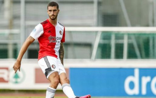 Afbeelding: Italiaans gerucht: AC Milan benadert makelaarsbureau over Feyenoorder Senesi