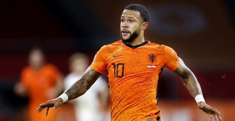 Lyon vreest vertrek van Memphis naar Barcelona: 'Koeman is de trainer....'