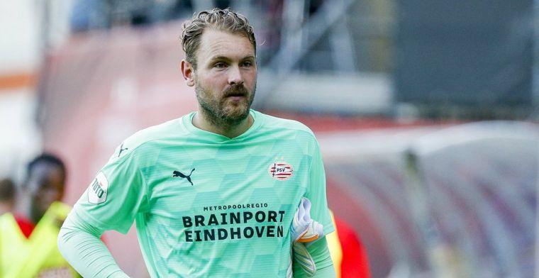 OFFICIEEL: Doelman Zoet verlaat PSV en trekt naar Italië