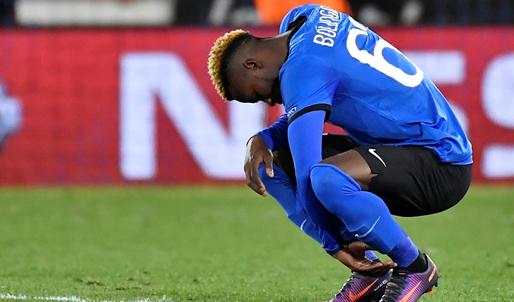 Afbeelding: 'Bolingoli in beeld bij Anderlecht en Antwerp, maar AS Roma ligt in pole positie'