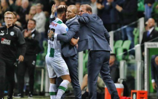 Afbeelding: BILD voorziet 'Wettbieten'-scenario: 'FC Groningen wil 2 miljoen voor Hrustic'