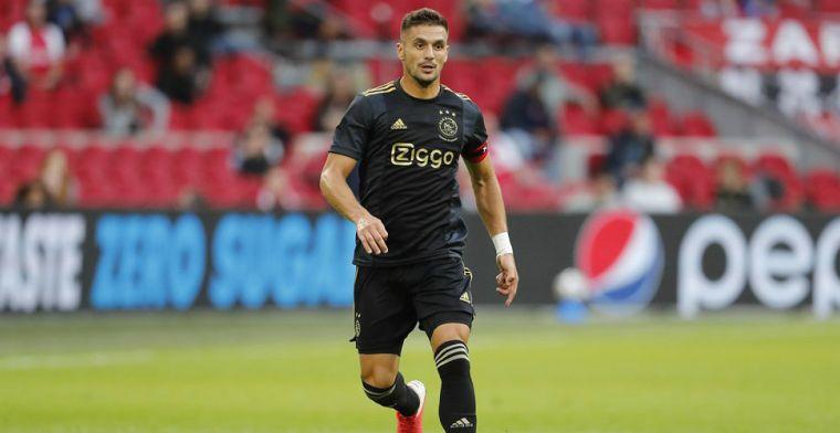 Ajax gaat strijd aan met concurrenten: 'Moetenpak schaal, zoals ik altijd zeg'