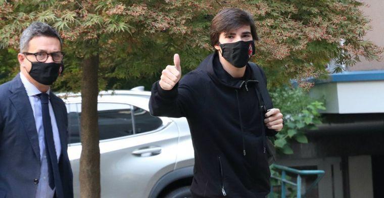 AC Milan troeft rivaal Inter af en haalt Italiaans toptalent (20) naar San Siro