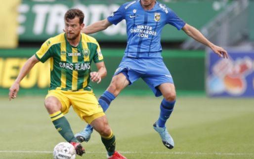 Afbeelding: Update: ADO laat Falkenburg transfervrij naar Keuken Kampioen Divisie vertrekken