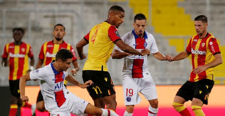 PSG mist zeven sleutelspelers en verliest eerste competitiewedstrijd