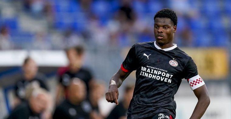 PSV in onzekerheid: 'Ik sta open voor een transfer, wanneer het juiste club is'