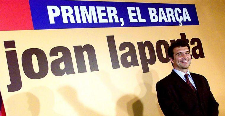Oude bekende stelt zich kandidaat bij FC Barcelona en wil van Bartomeu af
