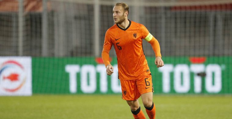 Van Galen wil vervanger voor Strootman bij Oranje: 'Kan bepalende factor worden'