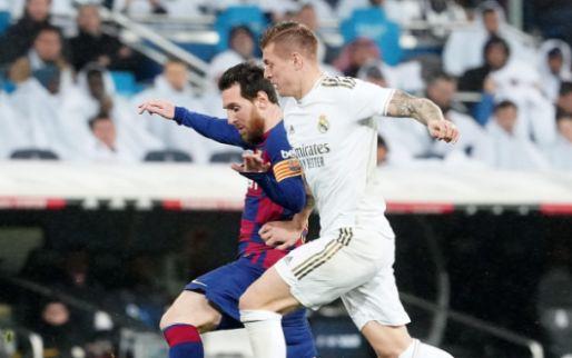 Afbeelding: Daar is La Liga weer: Barça én Real moeten rug rechten, wie komt Messi omringen?