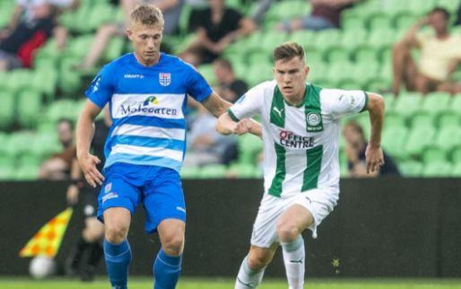 Afbeelding: VI: Van de Looi (21) verlaat Groningen en maakt fraaie transfer naar Italië